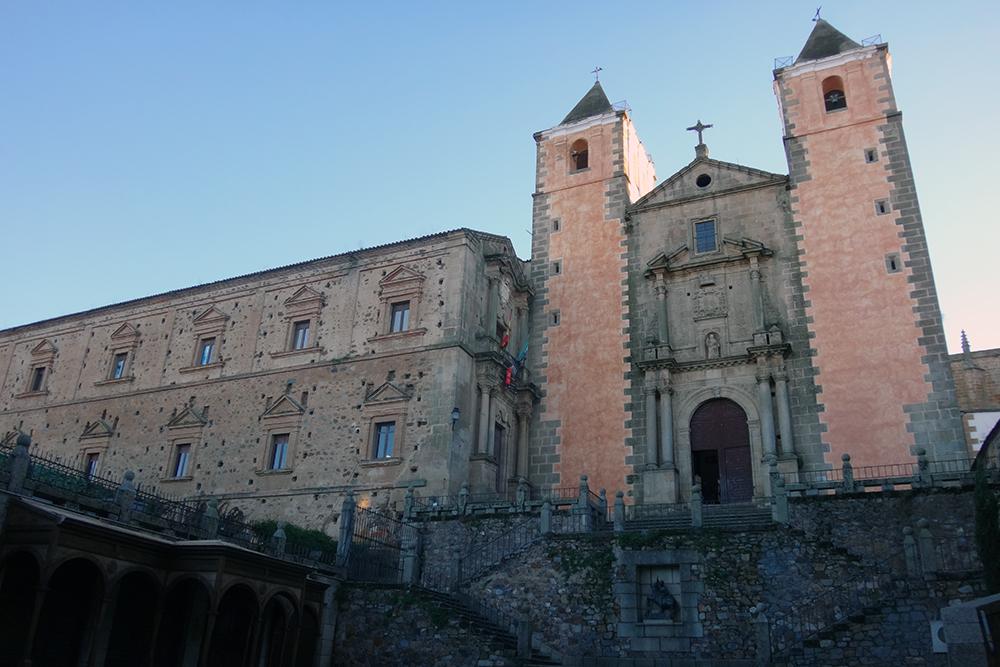 Cáceres, Extremadura, na Espanha