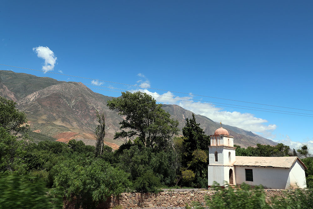 Província de Jujuy, na Argentina