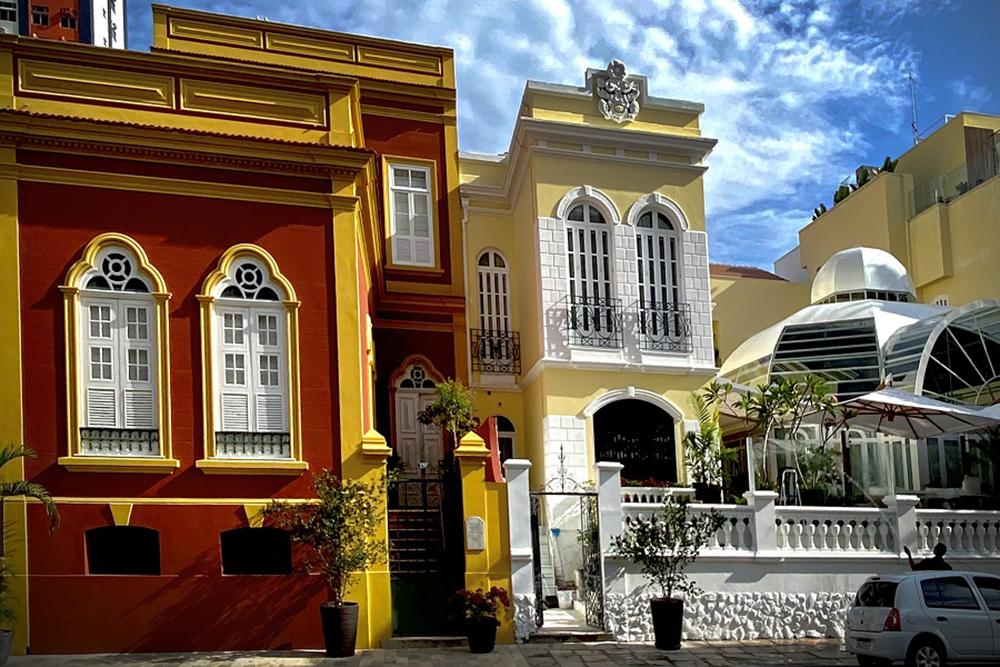 Hotel Juma Ópera, em Manaus