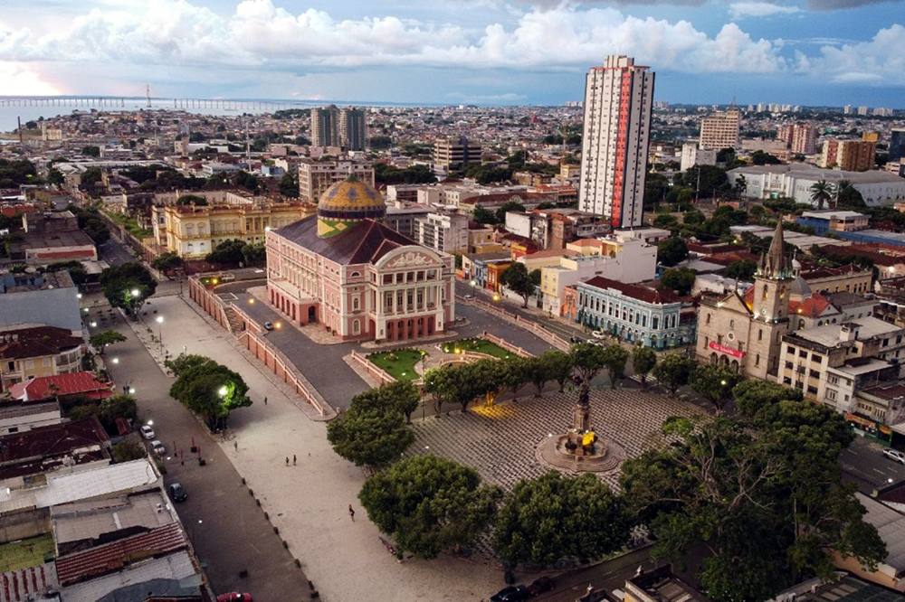 Teatro Amazonas reabre para visitação