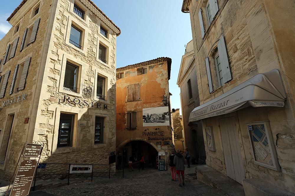 Roteiro por Gordes, na Provence