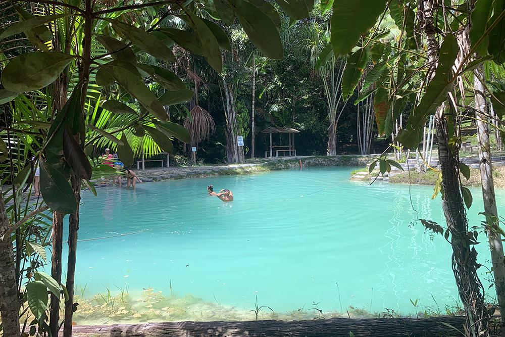 Lagoa Azul do Maranhão, em Figueiredo
