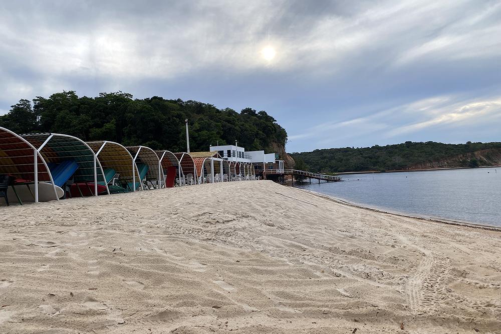 Amazonfish Resort, em Iranduba, Amazonas