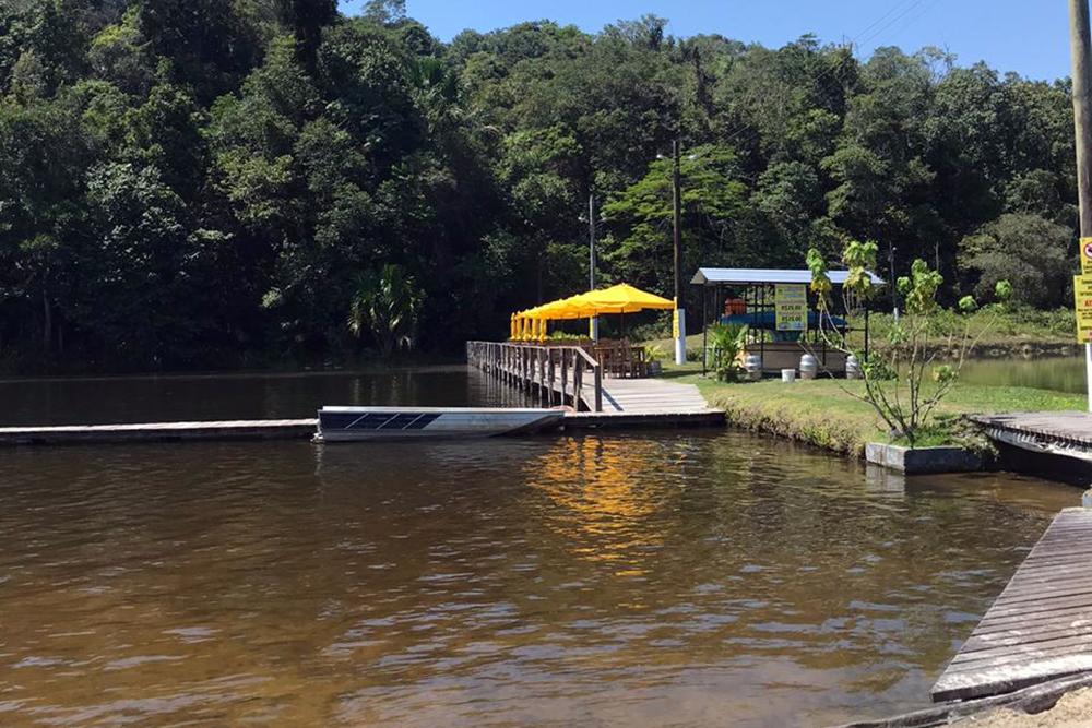 Restaurante da Keila, na AM-010, no Amazonas