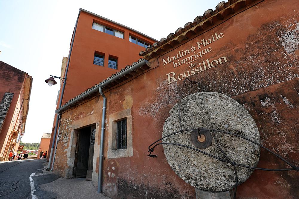 O que fazer em Roussillon, na Provence