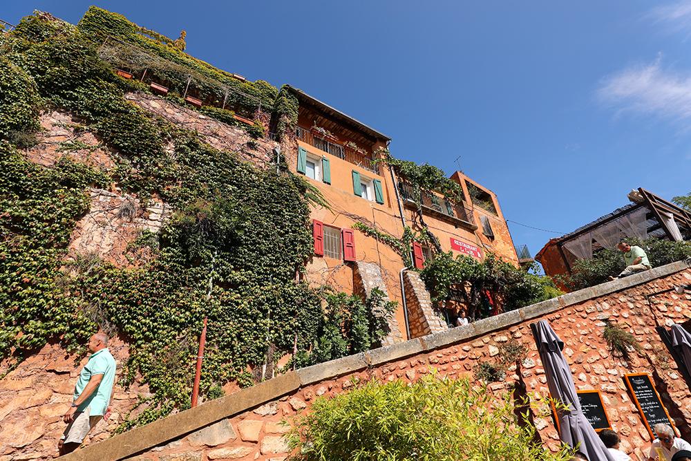 Roussillon, as mais belas vilas da França