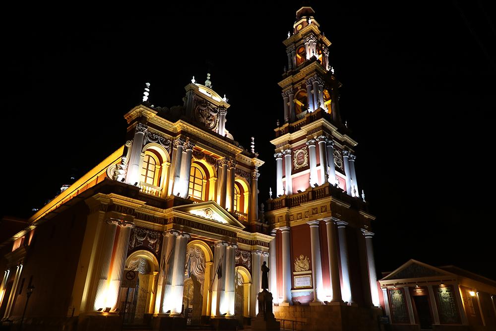 Igreja de São Francisco, em Salta