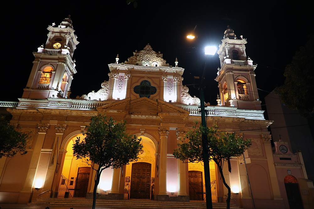 Catedral de Salta, na Argentina
