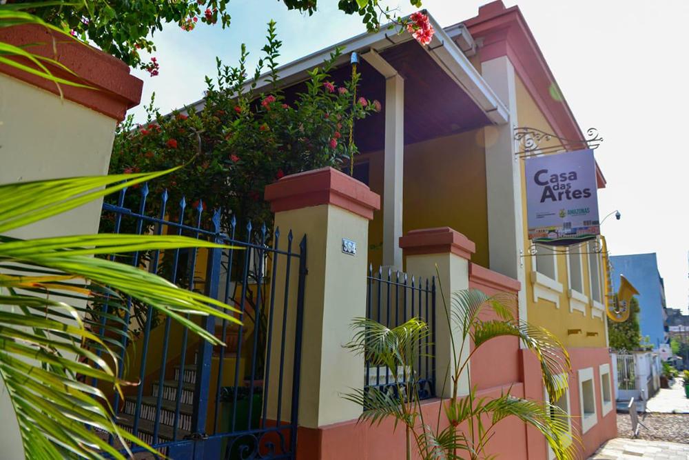 Casa das Artes reabre as portas em Manaus