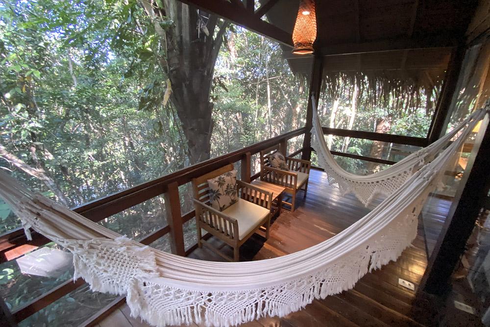 Anavilhanas Jungle Lodge, hotel de selva no Amazonas