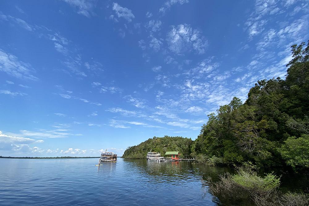 Anavilhanas, um labirinto de ilhas e rios no coração da Amazônia