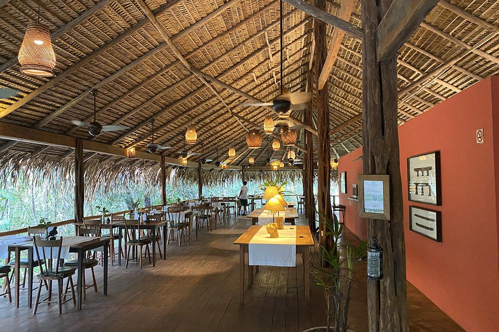 Anavilhanas Jungle Lodge, onde ficar em Novo Airão