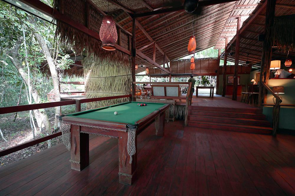 Anavilhanas Jungle Lodge, hospedagem em Novo Airão