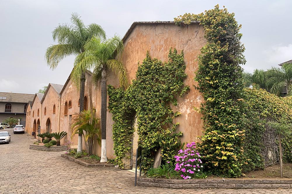 Casa Valduga, a tradicional vinícola do Vale dos Vinhedos