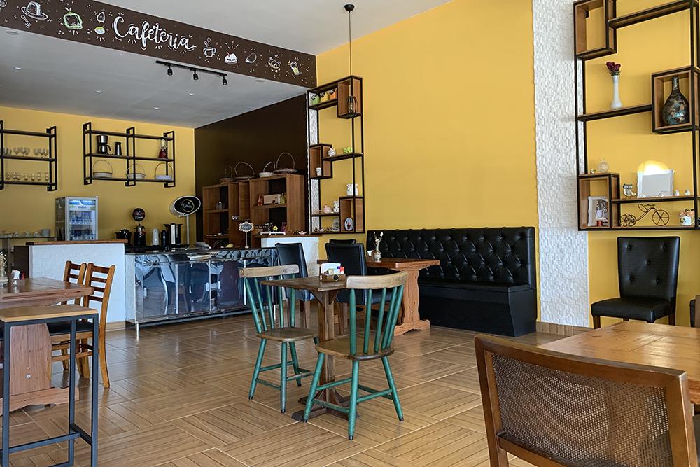 Cafezin Manaus é nova opção para café e lanche no Tarumã