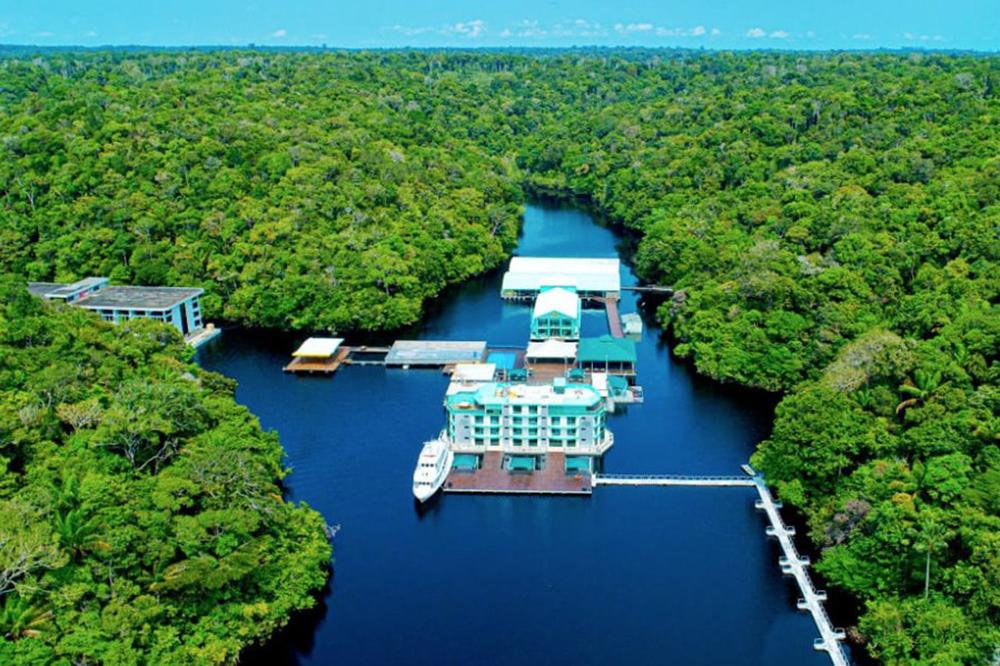 Hotéis de selva no Amazonas: veja pacotes para Réveillon 2021