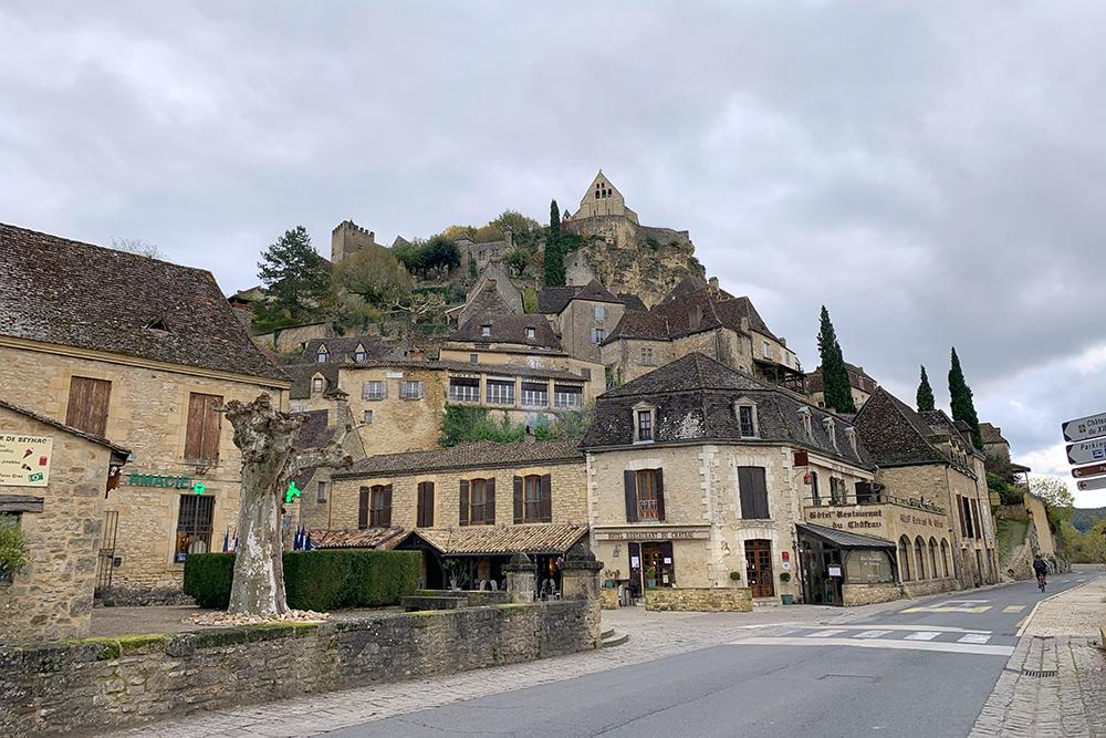 Beynac-et-Cazenac na Dordonha