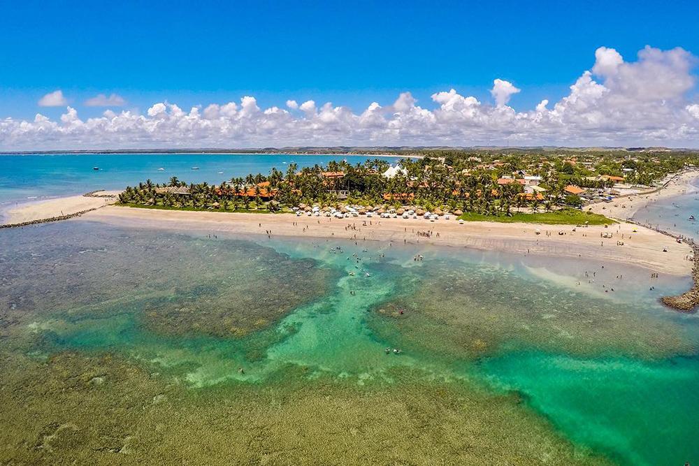 Praia de Serrambi: beleza e tranquilidade pertinho de Recife (PE)