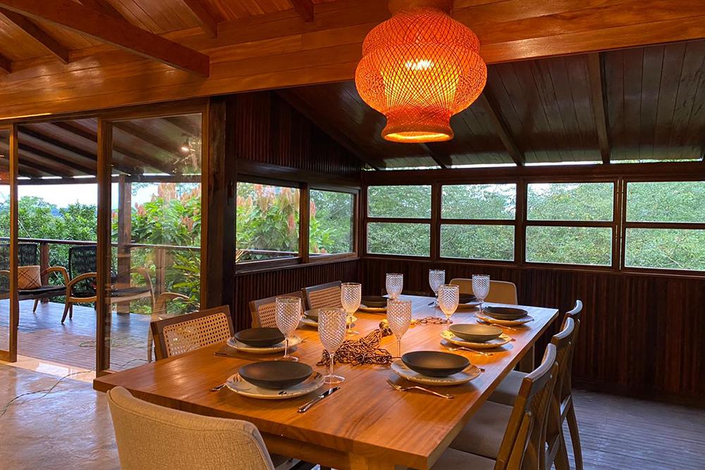 Casa Anavilhanas, hospedagem em Novo Airão