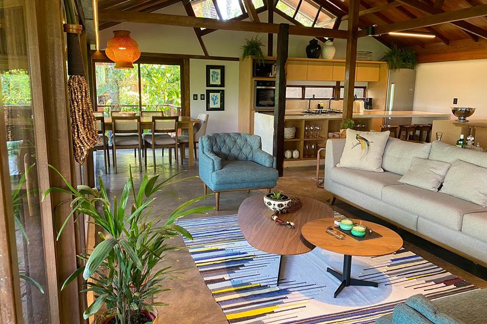 Casa Anavilhanas, em Novo Airão