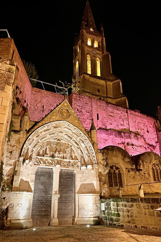 Saint-Émilion, Bordeaux, França