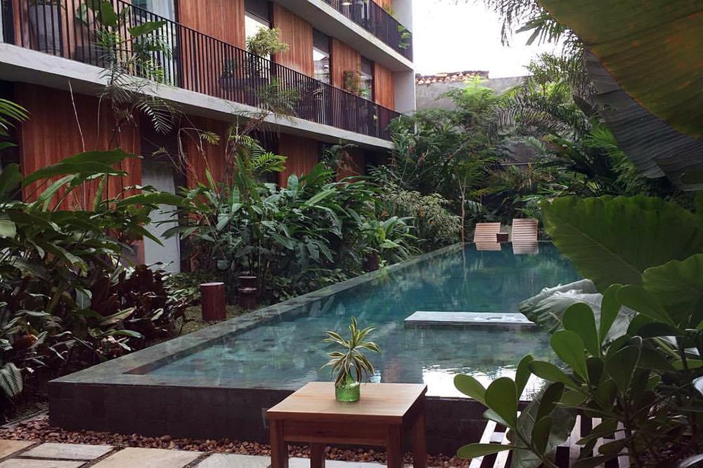Villa Amazônia é um dos hotéis mais bonitos de Manaus