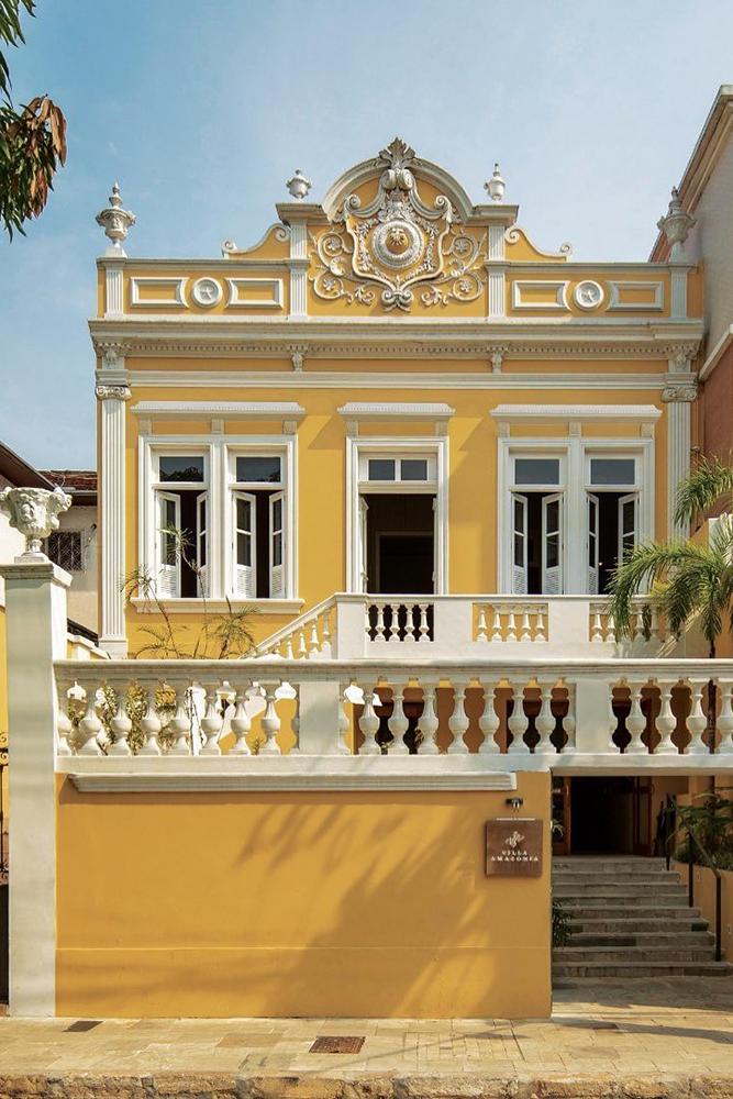 Villa Amazônia, um dos hotéis mais bonitos de Manaus