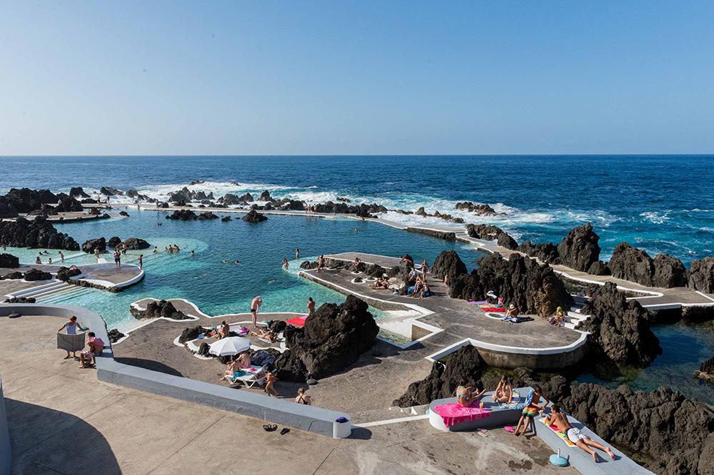 Ilha da Madeira: piscinas incríveis para curtir nas férias