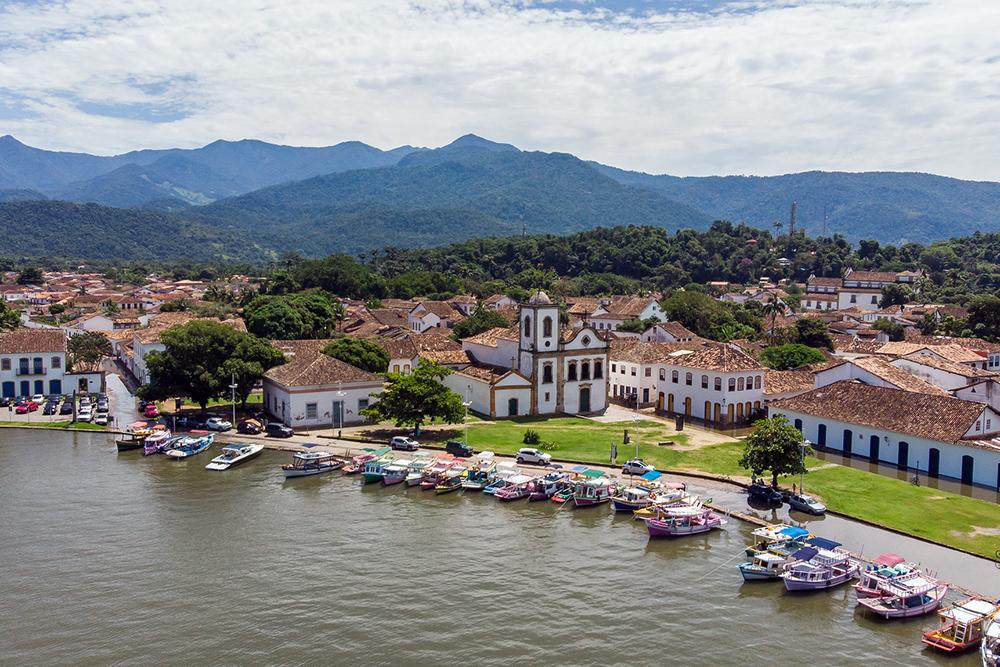 Paraty e Vila de Trindade, riqueza histórica e belezas naturais