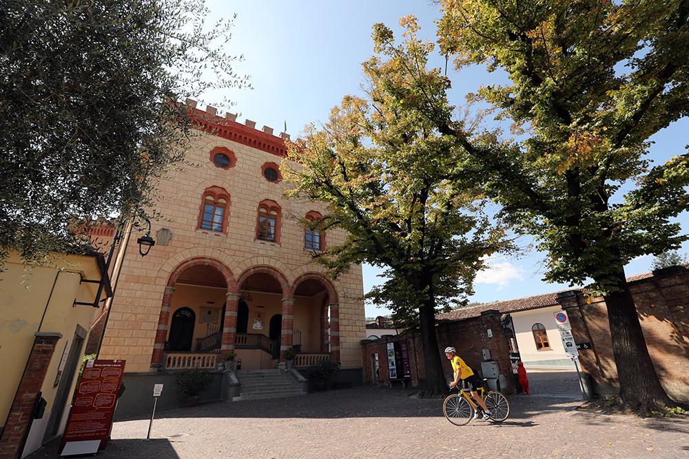 Barolo, no Piemonte, Itália